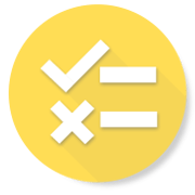 exercises and problems icon